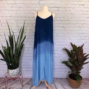 NWT Raviya Ombré Tye Dye Beach Dress